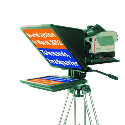 TC-17  Hard Reflector studio teleprompter