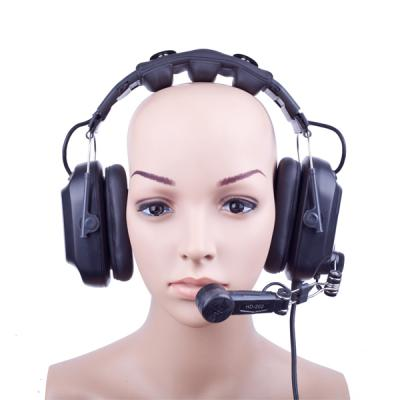 HD-202 Noise Cancellation Dual Ear Headset